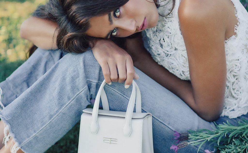 Italian made designer handbags